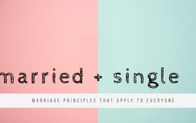 MARRIED + SINGLE: Marriage Goals – Casey Graves